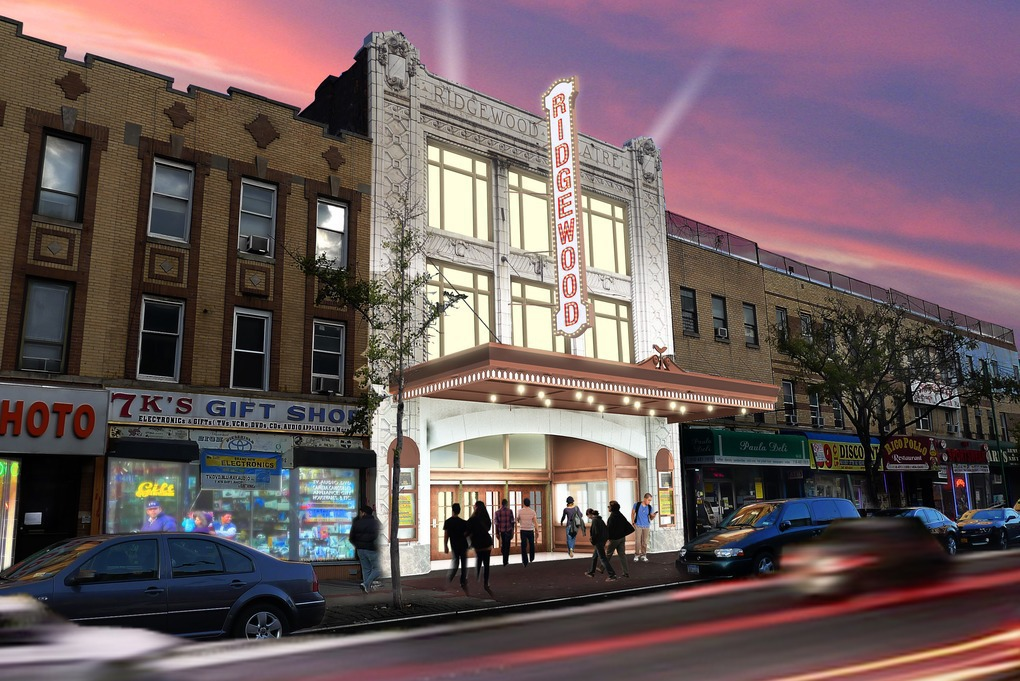 The Former Ridgewood Theater is Now Officially a Blink Fitness Gym — News on Bushwick Daily