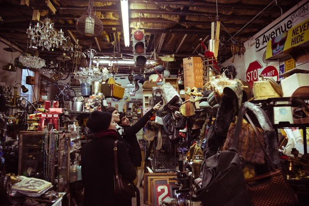 Massive Vintage Warehouse, Reuse America, Celebrates First Anniversary with Awesome Deals — Sponsored on Bushwick Daily
