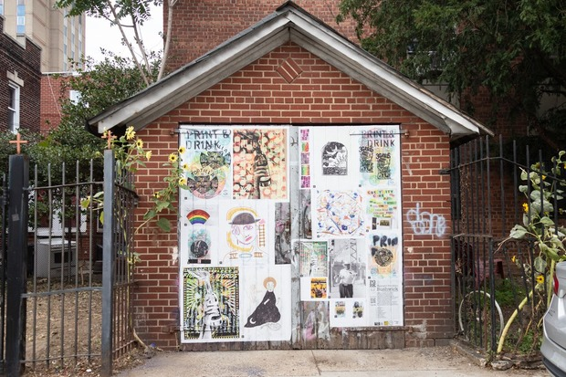 Papergirl Brooklyn is Revisualizing Walls to Highlight Cultural Values and Social Issues — Community on Bushwick Daily