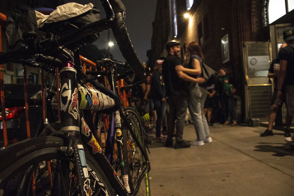 Bikes Upheld as the Answer to L Train Shutdown Woes at Bicycle Film Festival  — Arts & Culture on Bushwick Daily
