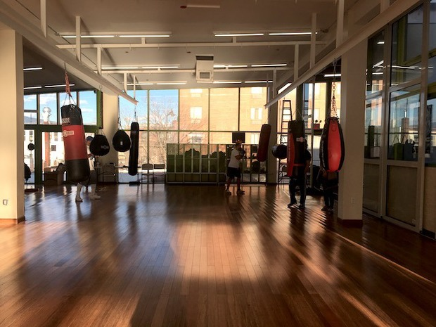 At Green Fitness Studio in East Williamsburg, Train with World Class Boxing Coach Michael Kozlowski — Sponsored on Bushwick Daily