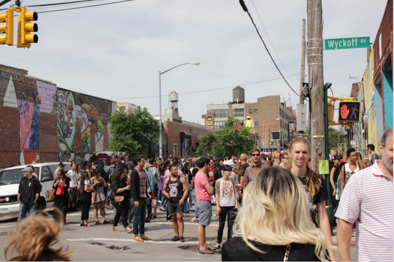 Dance with Busta Rhymes at the Bushwick Collective's Block Party This Year — Arts & Culture on Bushwick Daily