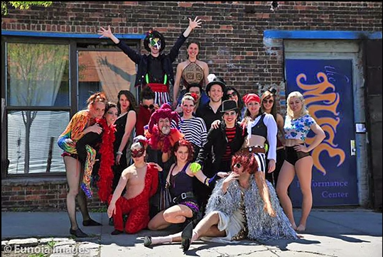 Help Bushwick Circus Arts Hub The Muse Survive a Sudden Funding Emergency! — Arts & Culture on Bushwick Daily
