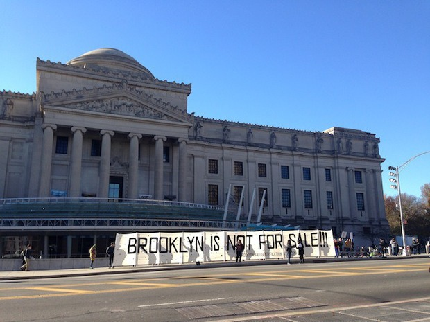 Bushwick Will Represent at the Brooklyn Museum's Anti-Gentrification and Displacement Forum Sunday — Community on Bushwick Daily