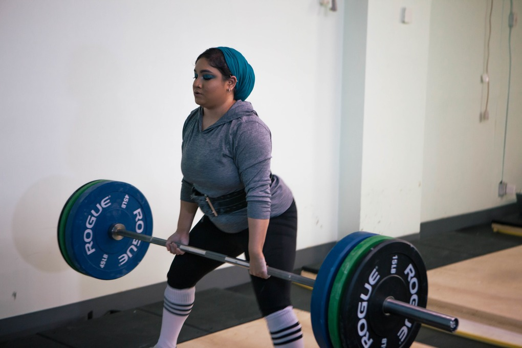 Lift Like a Girl: A Bushwick Powerlifting Gym Centers Female and Non-Binary People — Community on Bushwick Daily