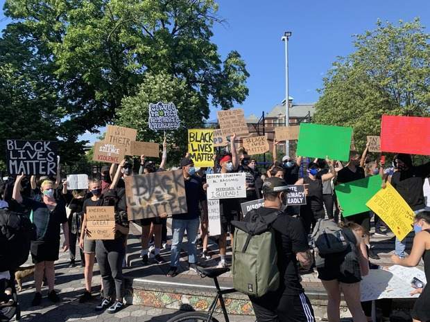 UPDATED: Black Lives Matter Protest Schedule for Today, Tuesday June 9, 2020  — News on Bushwick Daily