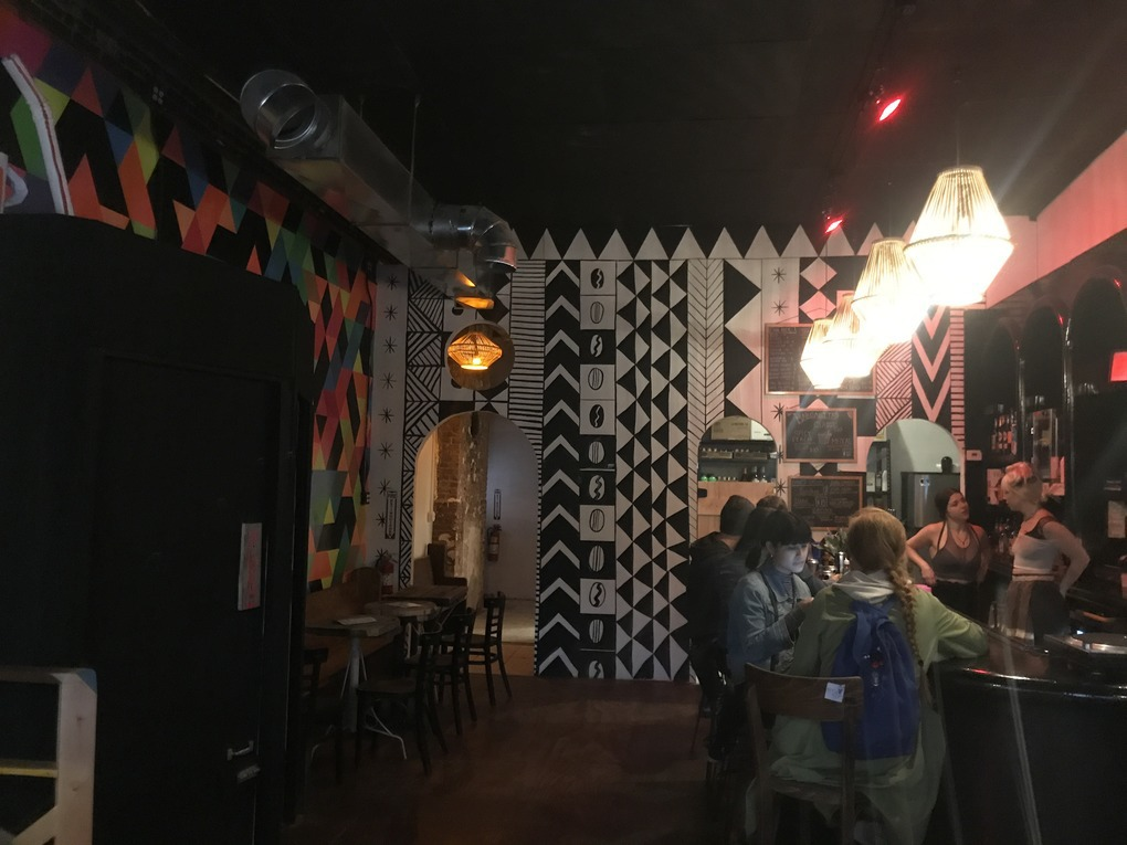 Secret Project Robot Celebrates Their New Location With a Party But No Art...Yet — Arts & Culture on Bushwick Daily