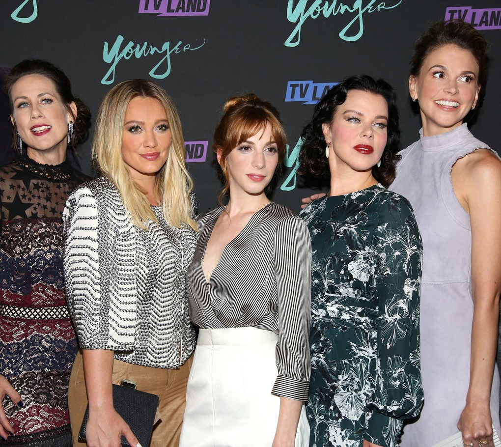 TVLand's 'Younger' Is Filming in Bushwick This Weekend — Arts & Culture on Bushwick Daily