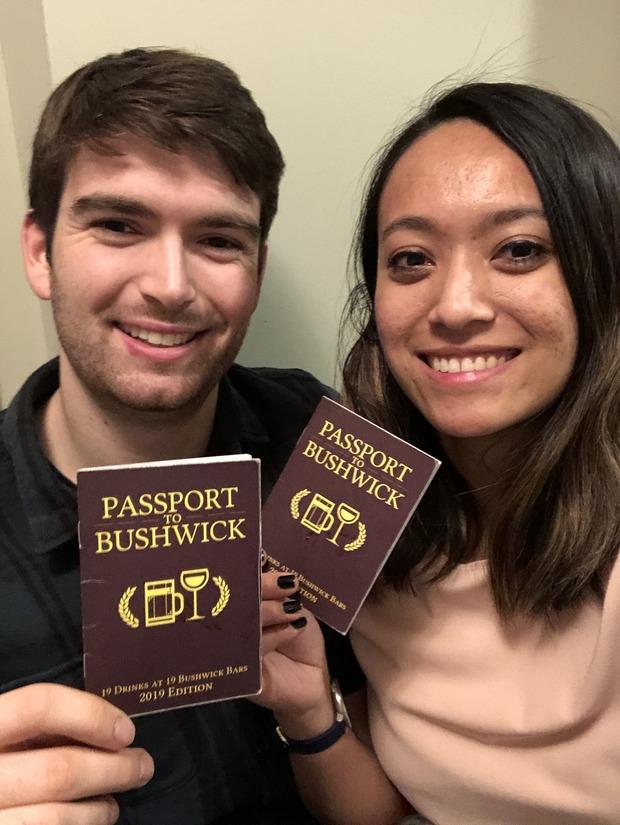 Meet the Bushwick Resident Who Finished Her Passport to Bushwick in Just Three Weeks — Bars on Bushwick Daily