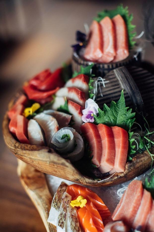 Try Sushi in a Secret Garden at Bushniwa — Sponsored on Bushwick Daily
