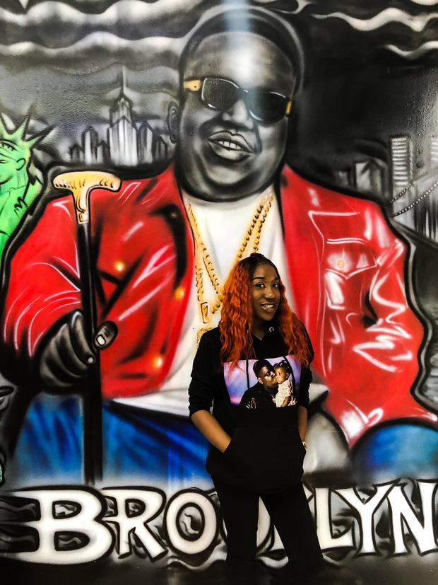 Biggie's Daughter Opens New Location of Her Clothing Line Inspired by Her Father and Hip-Hop — Fashion and Shopping on Bushwick Daily