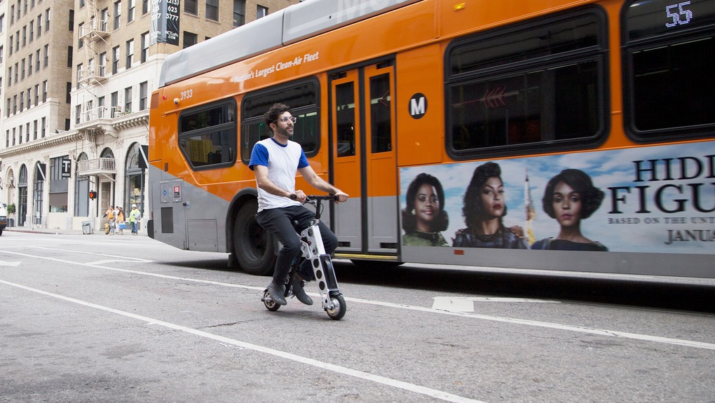 Is Foldable Electric Transport the Answer to Bushwick's L Train Woes? — Community on Bushwick Daily