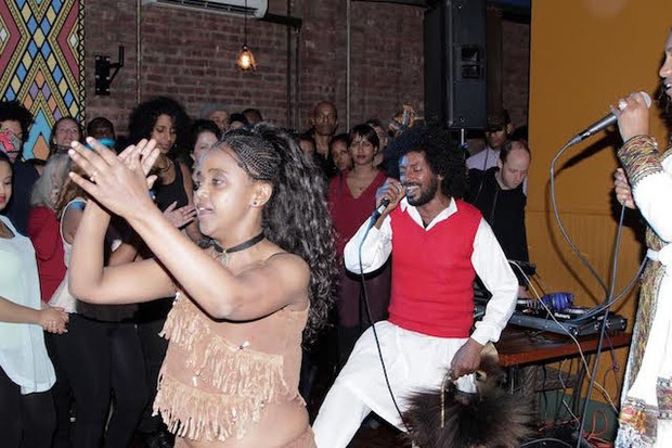 Experience A Traditional Ethiopian Dance Party Hosted by Bushwick's Bunna Cafe Next Weekend — Arts & Culture on Bushwick Daily