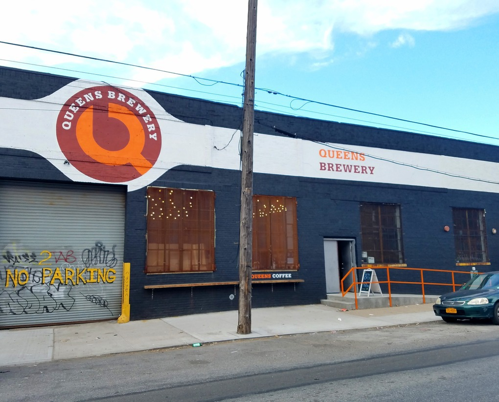 Booze News: Queens Brewery Has Promise, but It Also Has Work to Do — Food and Drink on Bushwick Daily