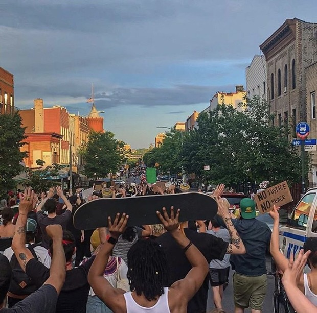 UPDATED NYC Protest Schedule for Today, Monday June 15, 2020 — News on Bushwick Daily
