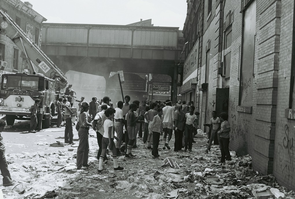 Local Historian Who Experienced the 1977 Blackout and Fire Explains How it Changed Bushwick Forever — Community on Bushwick Daily