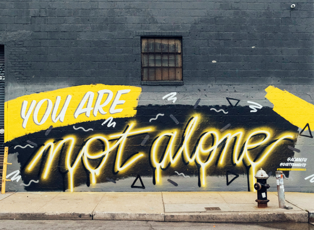 New Bushwick Murals Send a Powerful Message About Mental Health Awareness — Arts & Culture on Bushwick Daily