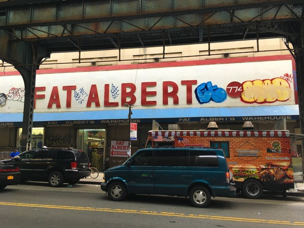 After 35 Years in Bushwick, Fat Albert is Alive and Expanding, and No Starbucks Will Change That — Sponsored on Bushwick Daily