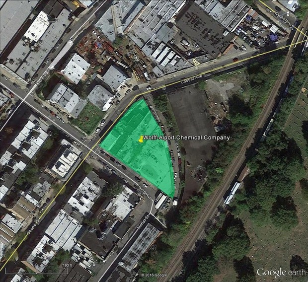 Radioactive Hotspot in Ridgewood Means Some Businesses and Apartments Must Move Out — News on Bushwick Daily