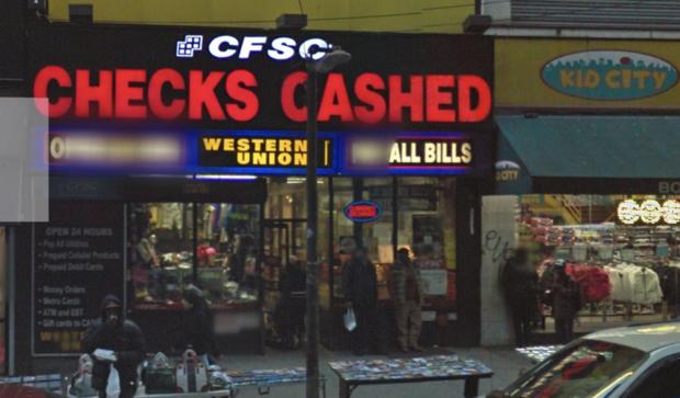 A Man Was Shot on Black Friday at a Bushwick Check Cashing Place  — News on Bushwick Daily