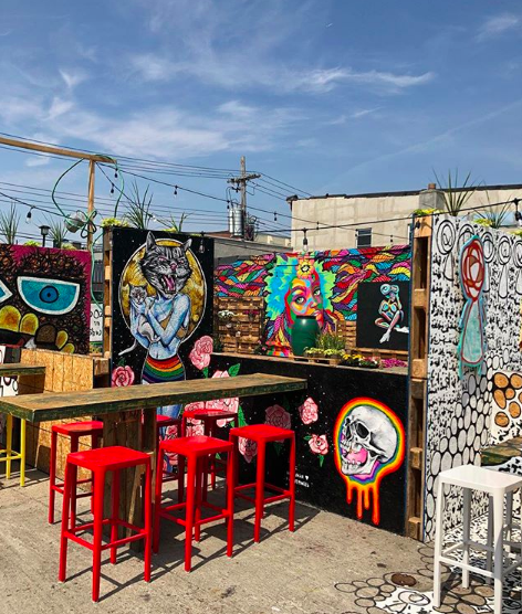 The Jefferson L Stop is Getting a New Beer Garden in the Coming Weeks — News on Bushwick Daily