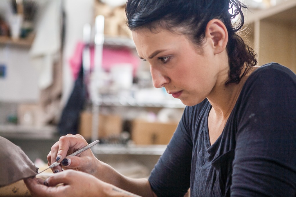 How to Make It in Ceramics With Nicole Brunner  — People on Bushwick Daily