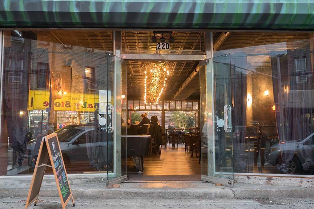 Photos: Inside Bushwick's Grand, Historied Talon Bar — Restaurants on Bushwick Daily