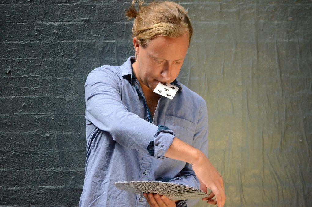 A Bushwick Artist Reveals A Hidden Talent: Magic — Arts & Culture on Bushwick Daily
