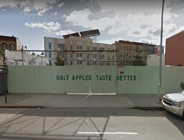 Brooklyn Cider House Needs Your Money to Help Pay for Its Murals — Restaurants on Bushwick Daily