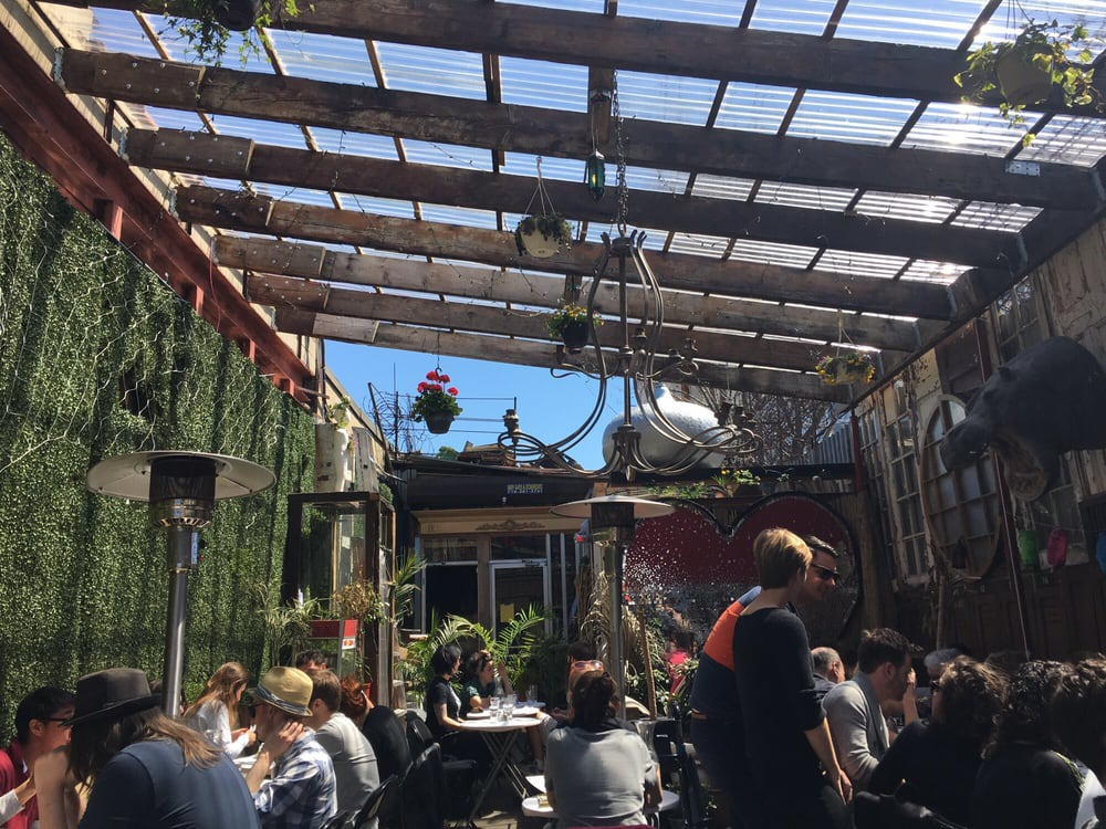 Poll: Vote for the Best Patio in the Neighborhood! — Food and Drink on Bushwick Daily