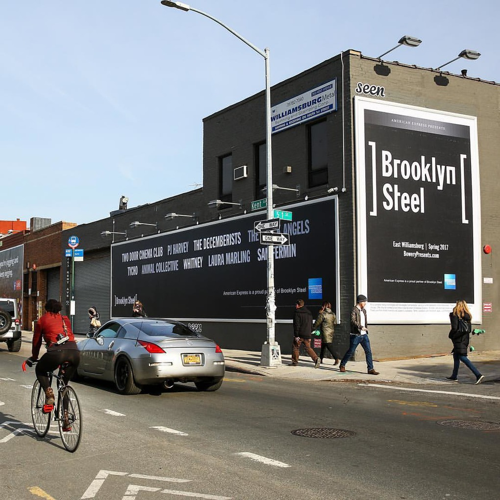 Brooklyn Steel Opens Tomorrow, Foreshadowing a New Trend in Music Industry Consolidation — Arts & Culture on Bushwick Daily