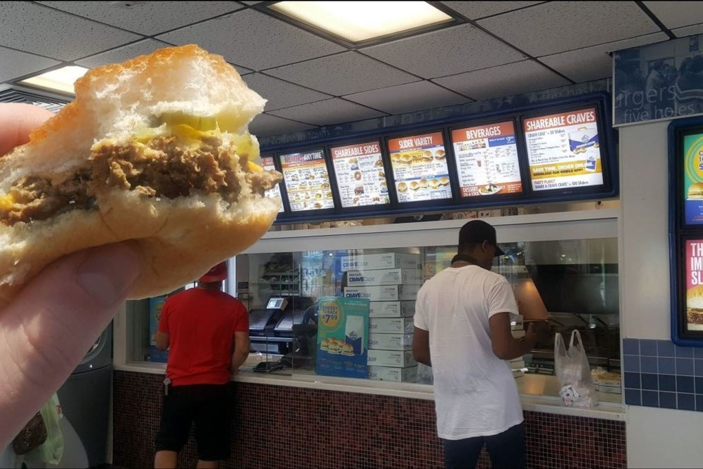 We Tried White Castle's New Plant Based Slider That 'Bleeds' — Food and Drink on Bushwick Daily