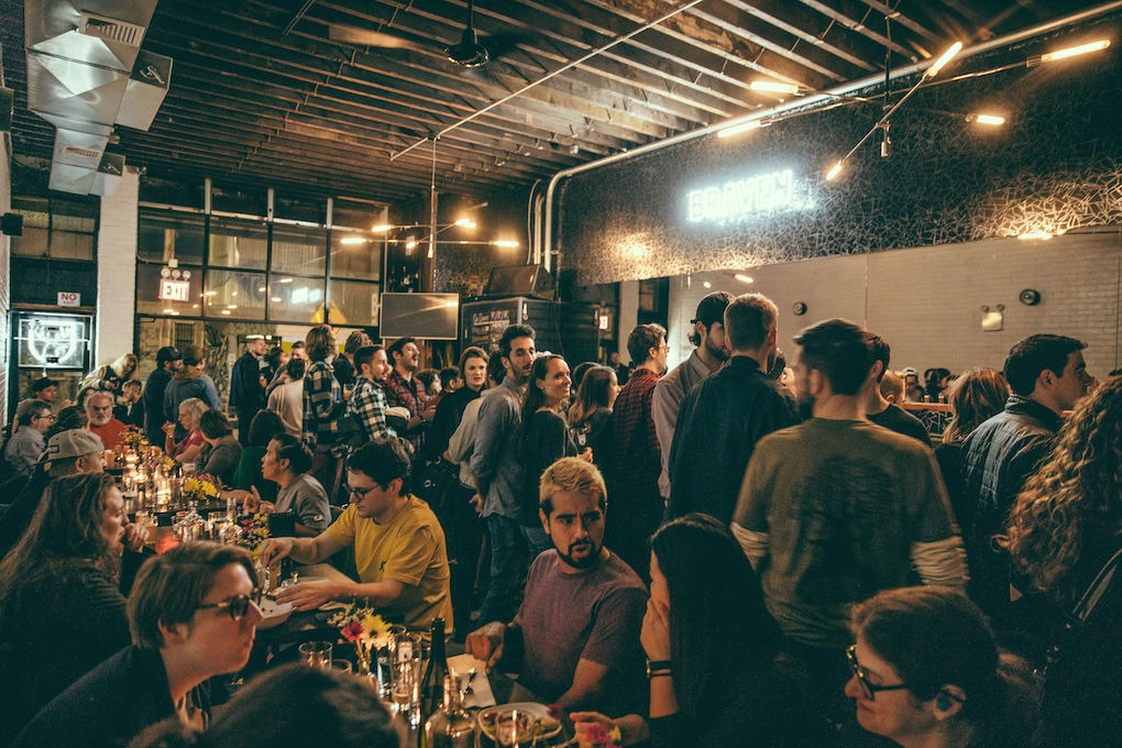 Braven Brewing Co Opens its Doors to Bushwick — Food and Drink on Bushwick Daily
