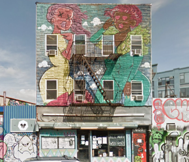 Silent Barn, an Iconic DIY Venue in Bushwick, Will Close in April — News on Bushwick Daily
