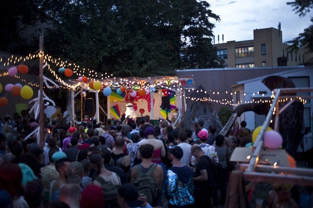 Bushwig is Coming! Volunteer to Get in for Free! — Arts & Culture on Bushwick Daily