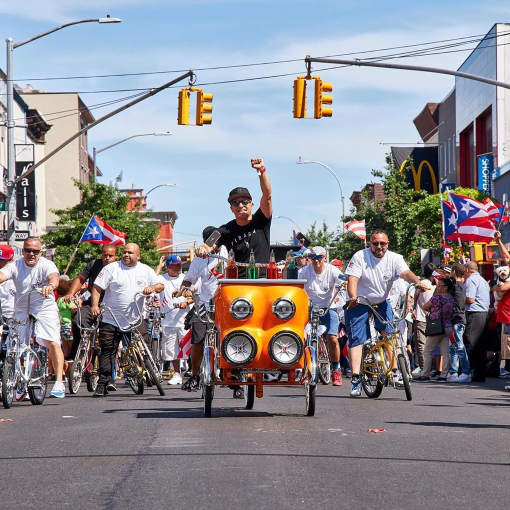 Celebrating Local Heritage, Bushwick's First Official Puerto Rican Day Parade Was a Success — Community on Bushwick Daily
