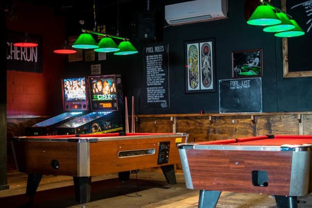 The Acheron Lives on in The Anchored Inn's New Bar Extension and Booking Agency — Bars on Bushwick Daily