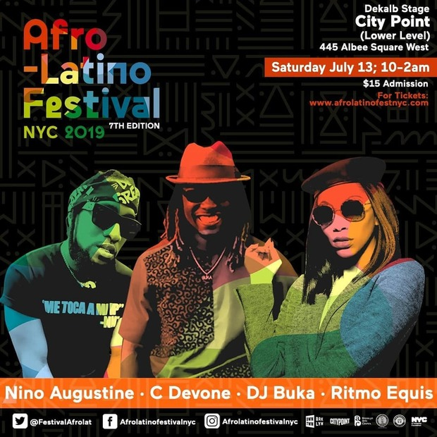 Reclaiming Culture: Celebrate the Afro-Latinx Diaspora in Brooklyn this Weekend  — Community on Bushwick Daily
