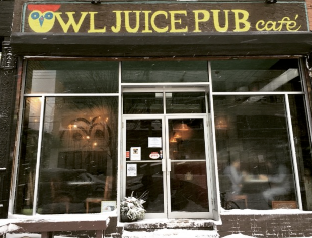 Owl Juice Pub in Bushwick Has Closed  — Food and Drink on Bushwick Daily