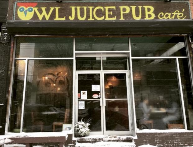 Owl Juice Pub in Bushwick Has Closed  — Food and Drink on Bushwick Daily