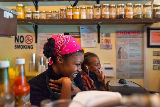 Founder of Bushwick Vegan Cafe Sol Sips Received Eater's 2019 Young Gun and Grist's 50 Awards — Food and Drink on Bushwick Daily