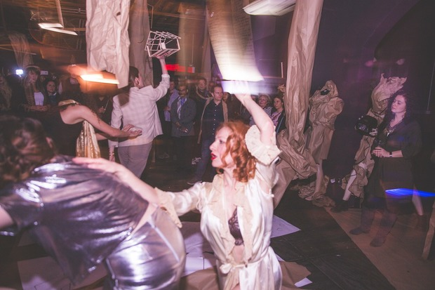 """House of Esther,"" a Biblically-Inspired Performance With a Hot Dance Party After, Happens Tonight  — Arts & Culture on Bushwick Daily"
