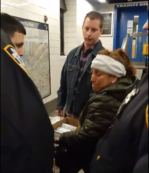 Churro Vendor Arrested by NYPD at Broadway Junction — News on Bushwick Daily