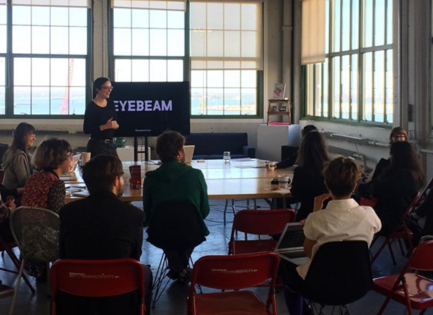 The Groundbreaking Art and Technology Org, Eyebeam, Will Move to Bushwick This Fall — Arts & Culture on Bushwick Daily