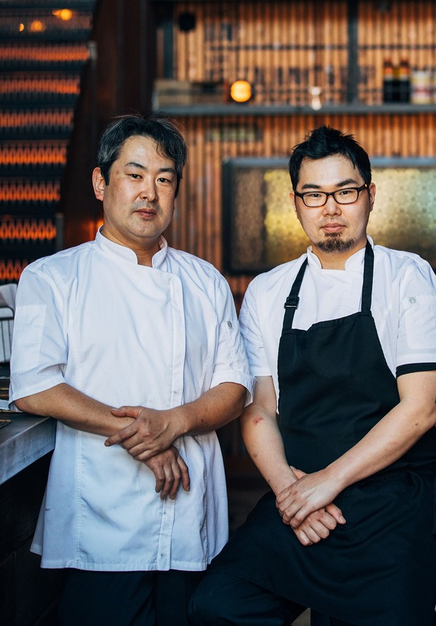 Dock Asian Eatery's Father-Son Duo Talk Cooking With Family — Sponsored on Bushwick Daily