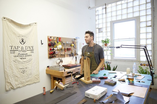 Tap and Dye Is a Bushwick Business Supporting USA Manufacturing One Camera Strap at a Time — Arts & Culture on Bushwick Daily