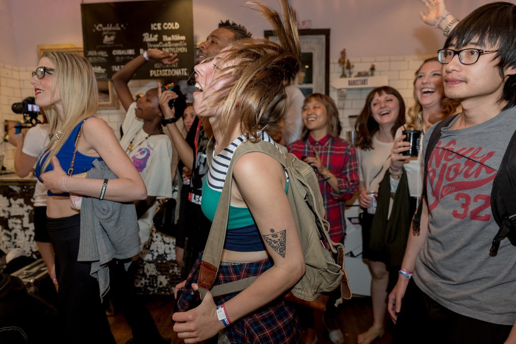 Color Me Bushwick Melds Music and Makeovers This Weekend — Arts & Culture on Bushwick Daily
