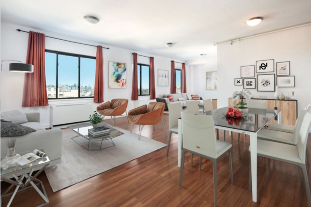 Drool: Move Into This Sick Bushwick Penthouse With Dramatic Views of Manhattan Skyline — Sponsored on Bushwick Daily