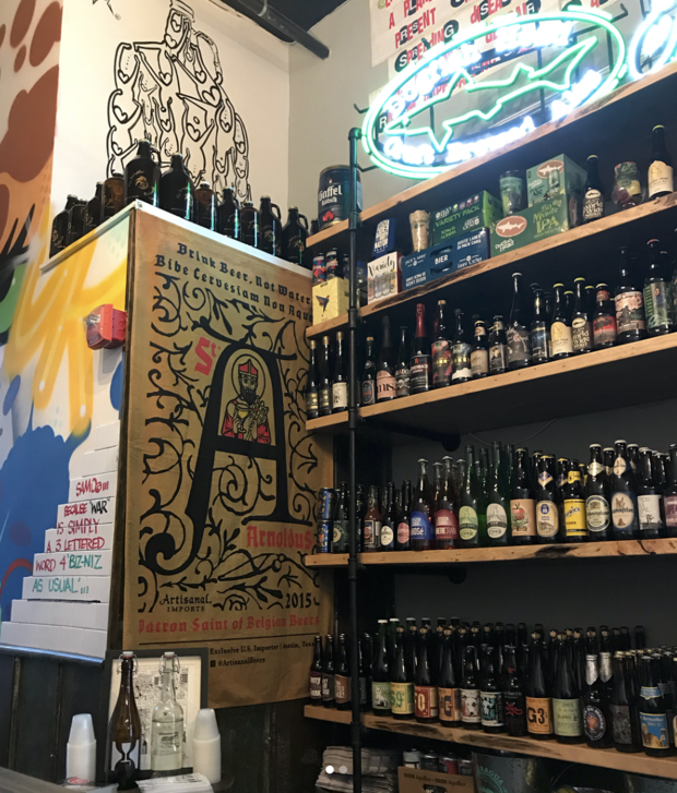 Bushwick's Craft Beer Bar and Bottle Shop, The Sampler, Has Reopened! — Bars on Bushwick Daily