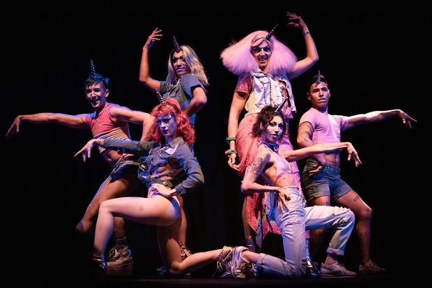 Glitter Unicorn Sparkle Spectacular: Queer Performance Art Tribute to Lady Gaga Comes to Bushwick — Arts & Culture on Bushwick Daily